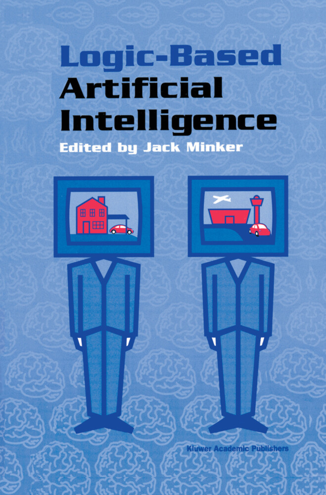 Logic-Based Artificial Intelligence als Buch