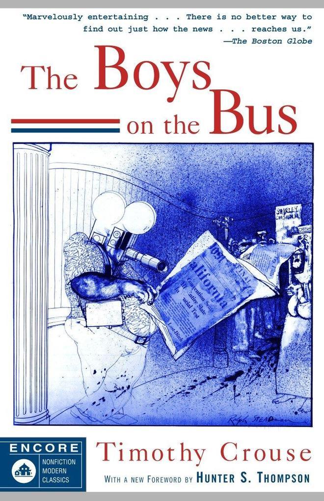 The Boys On The Bus als Taschenbuch
