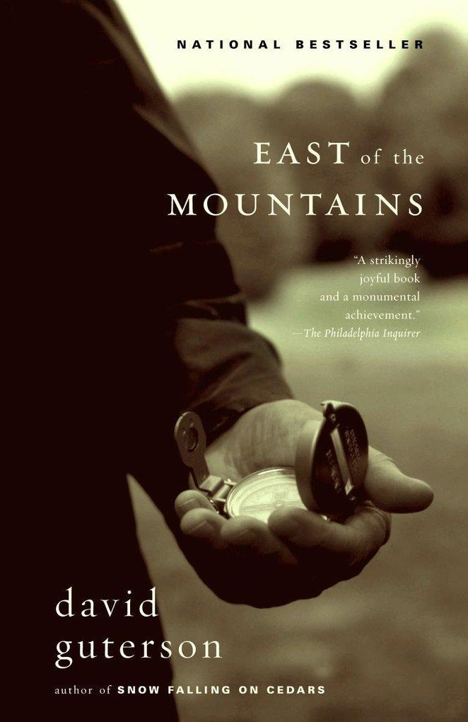 East of the Mountains als Taschenbuch