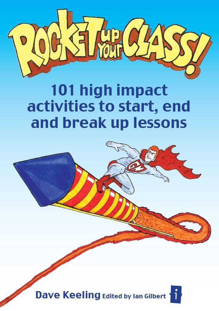 Rocket Up Your Class! als eBook Download von Da...