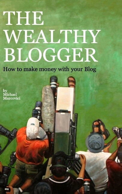 The wealthy Blogger als Buch von