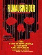 Filmausweider - Ausgabe 5 - Collectors Edition - I spit on your Grave 2, Aftershock, Hatchet 3, Curse of Chucky, S-VHS, Outpost 3,, No one Lives, Zombie Hunter, Hooligans 3, Last Days on Mars, Outpost 3, Bounty Killer, Fresh Meat und noch einigen mehr...