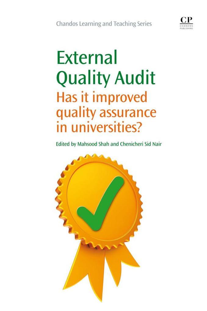 External Quality Audit als eBook Download von