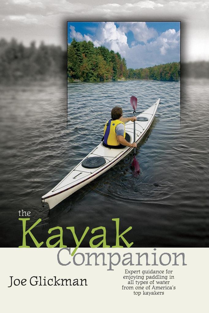 The Kayak Companion als eBook Download von Joe ...