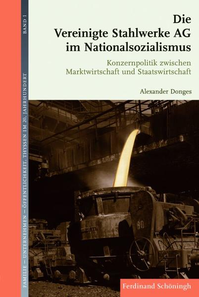 Die Vereinigte Stahlwerke AG im Nationalsoziali...