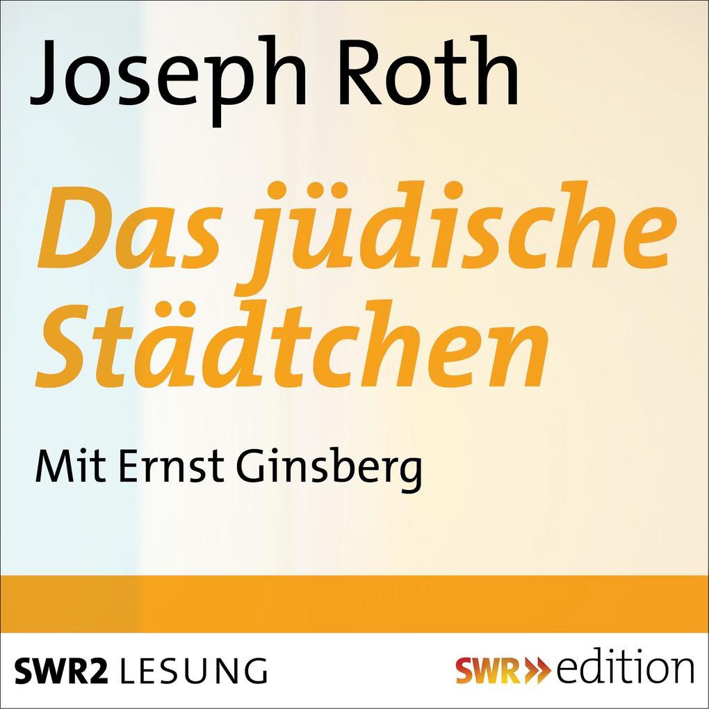 Das jüdische Städtchen als Hörbuch Download von...