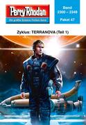 Perry Rhodan-Paket 47: Terranova (Teil 1)
