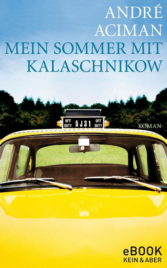 Mein Sommer mit Kalaschnikow als eBook Download...