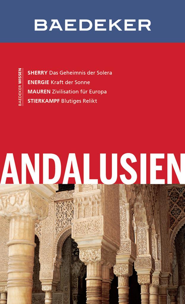 Baedeker Reiseführer Andalusien als eBook Downl...