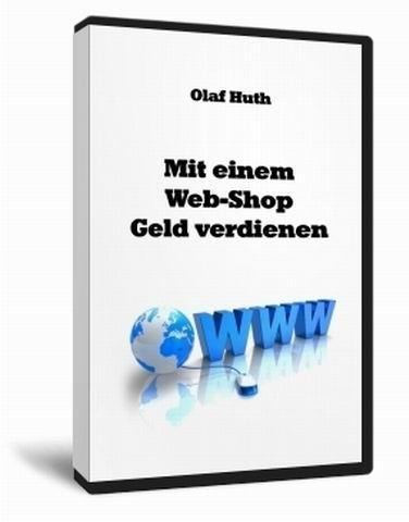 Mit einem Web-Shop Geld verdienen als Hörbuch C...