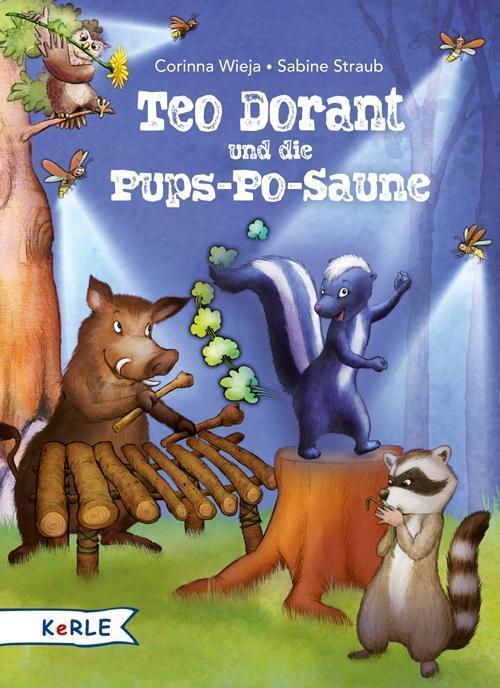 Teo Dorant und die Pups-Po-Saune als Buch