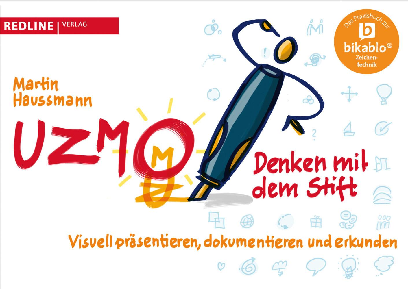 UZMO - Denken mit dem Stift als Buch