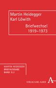 Briefwechsel 1919-1973