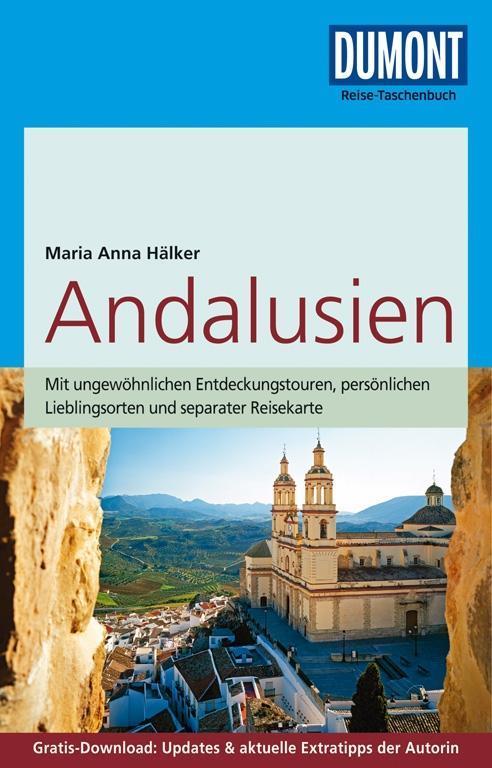 DuMont Reise-Taschenbuch Reiseführer Andalusien...