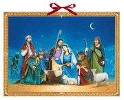 In der heiligen Nacht Adventskalender