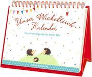 Unser Wickeltisch-Kalender