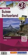 Schweiz Flash Guide 1 : 275 000