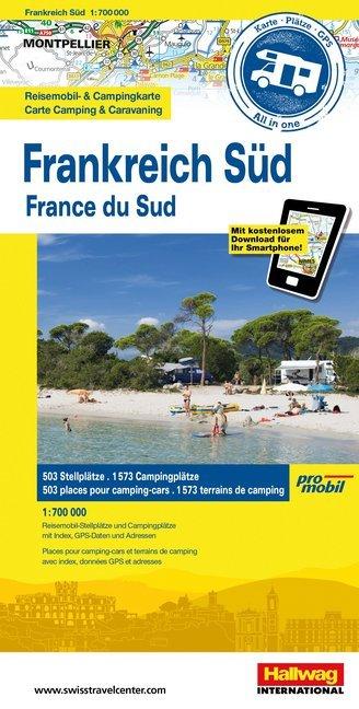 Promobil Frankreich Süd als Buch von