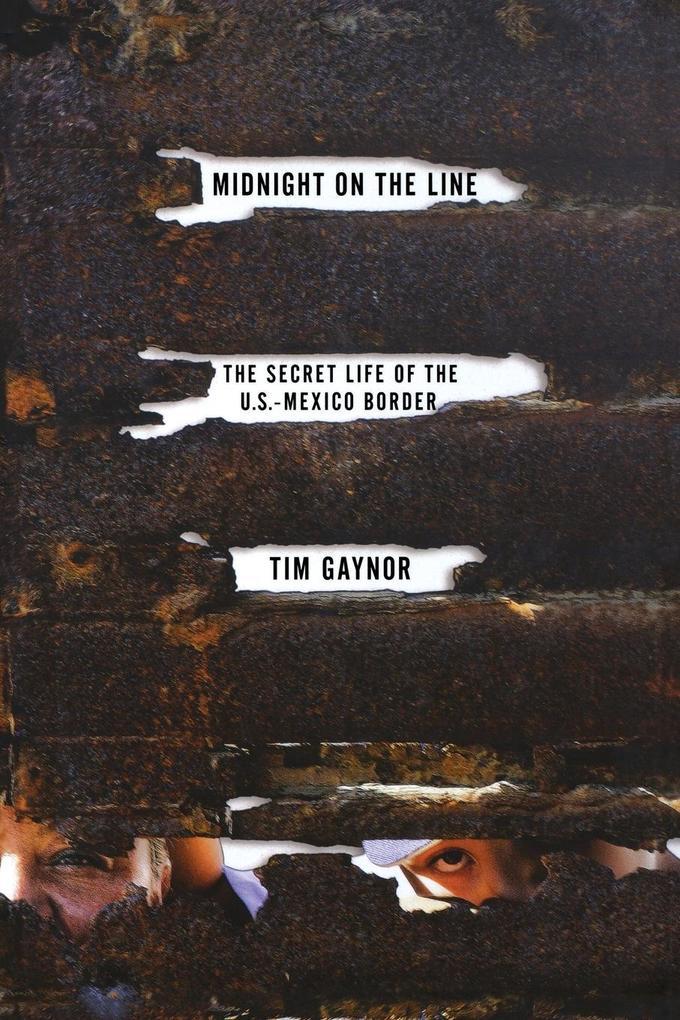 Midnight on the Line als Taschenbuch von Tim Ga...