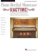 Piano Recital Showcase: Ragtime!: 8 Original Rags for Solo Piano