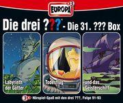 Die drei ??? Box 31. Folge 91-93 (drei Fragezeichen) CD