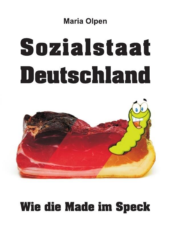 Sozialstaat Deutschland als Buch von Maria Olpen