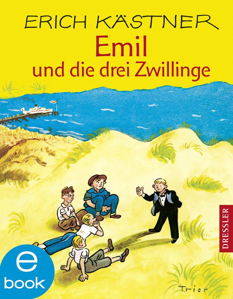 Emil und die drei Zwillinge als eBook