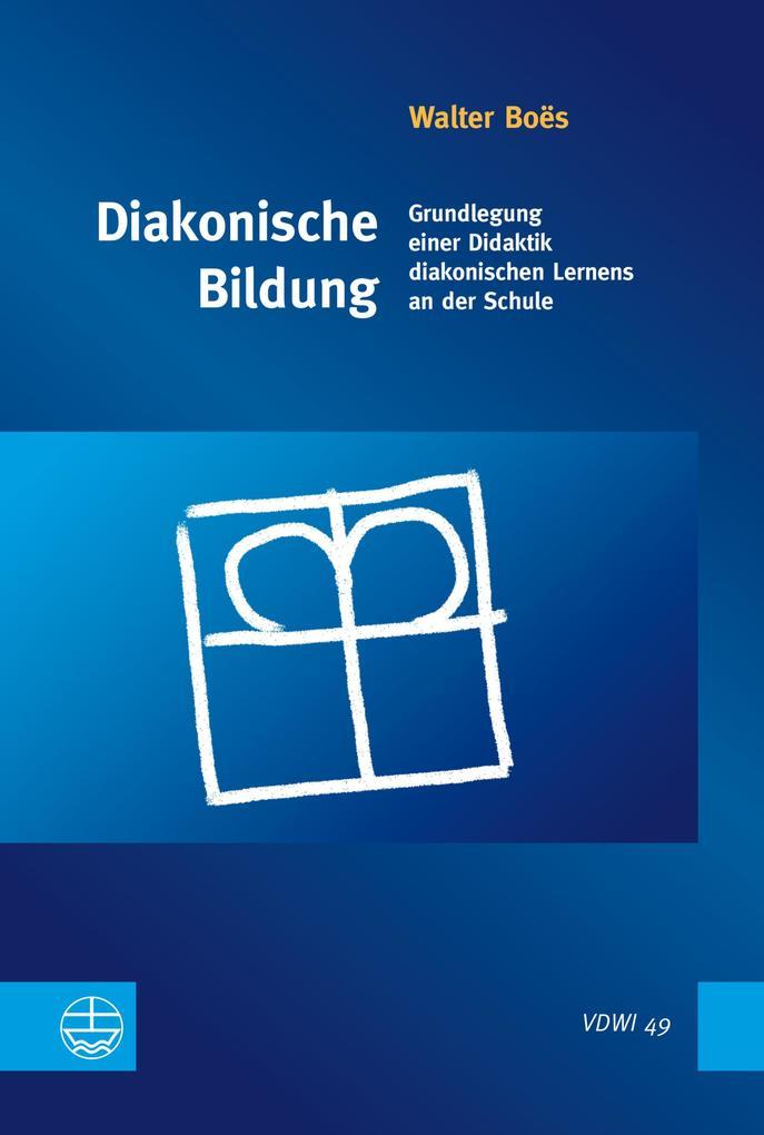 Diakonische Bildung als eBook Download von Walt...