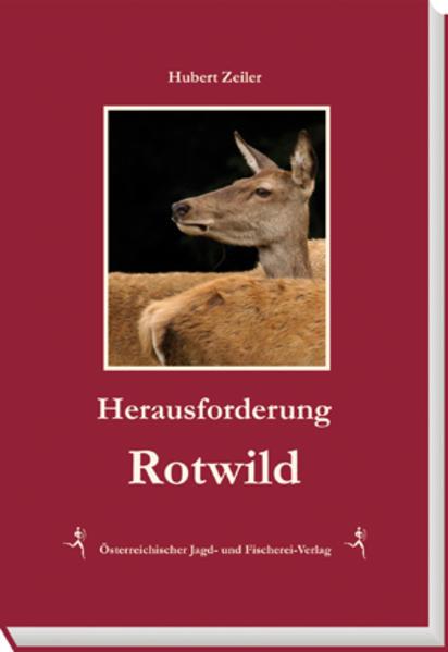 Herausforderung Rotwild als Buch