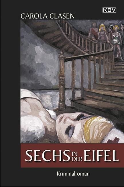 Sechs in der Eifel als eBook Download von Carol...