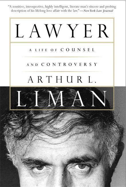 Lawyer: A Life of Counsel and Controversy als Taschenbuch