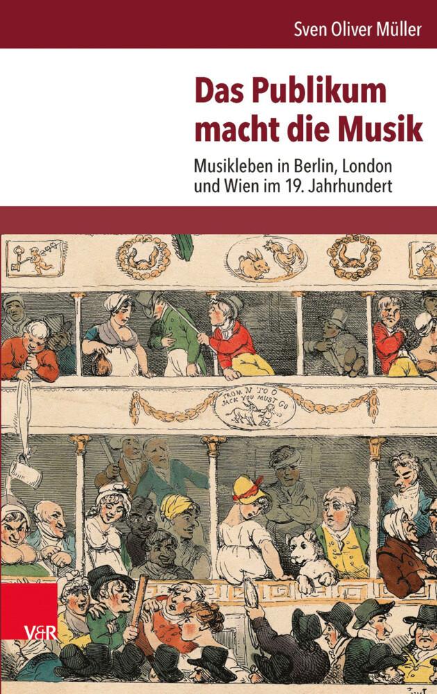 Das Publikum macht die Musik als Buch von Sven-...