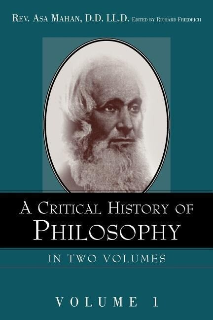 A Critical History of Philosophy Volume 1 als Taschenbuch