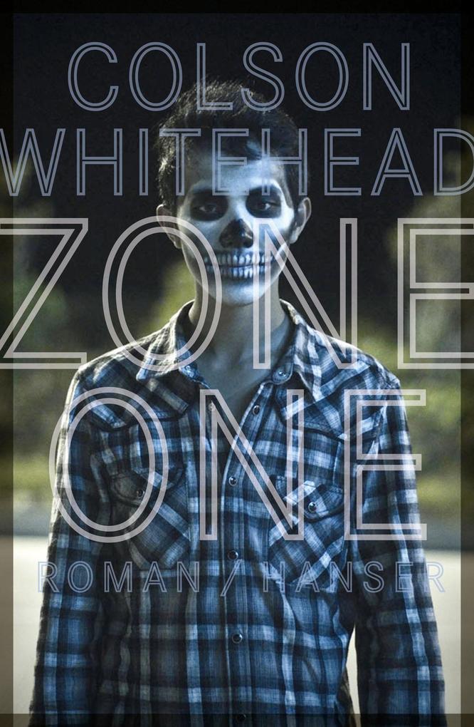 Zone One als Buch