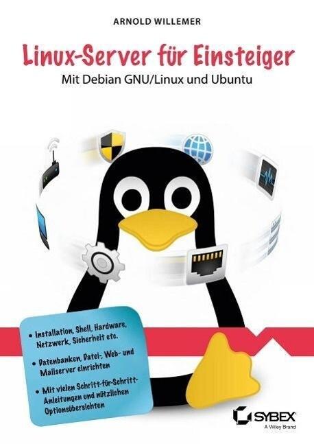 Linux-Server für Einsteiger als Buch