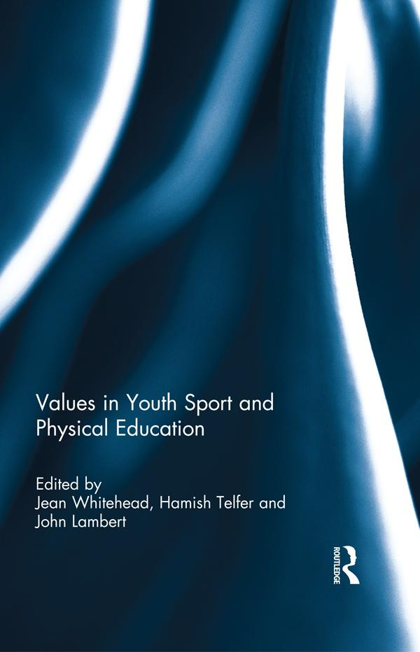 Values in Youth Sport and Physical Education al...