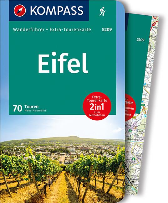 Eifel als Buch von Hans Naumann