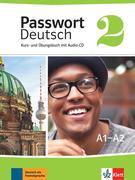 Passwort Deutsch 2. Kurs- und Übungsbuch mit Audio-CD