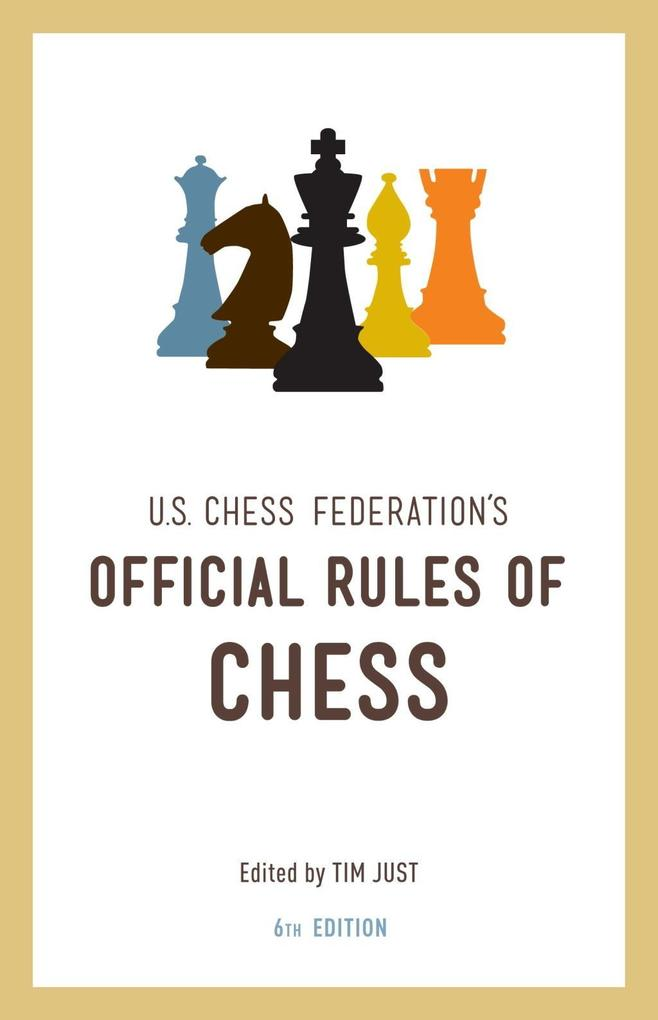 United States Chess Federation´s Official Rules...