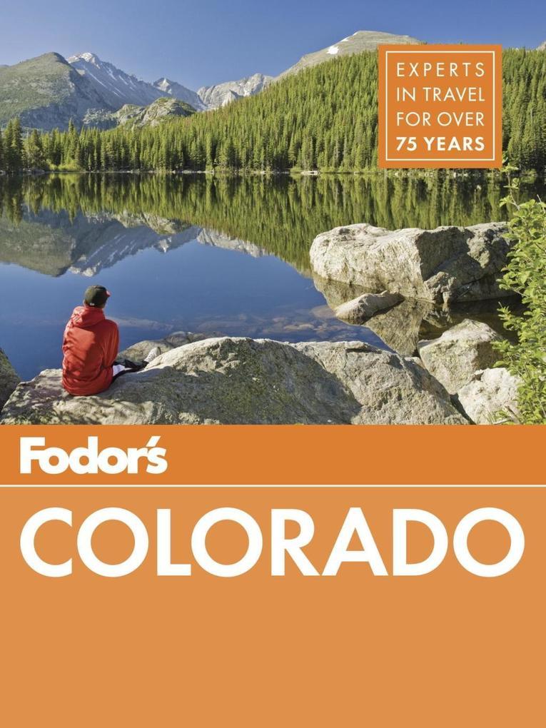 Fodor´s Colorado als eBook Download von Fodor´s...