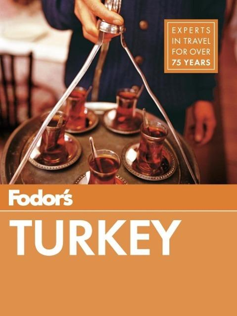 Fodor´s Turkey als eBook Download von Fodor´S T...