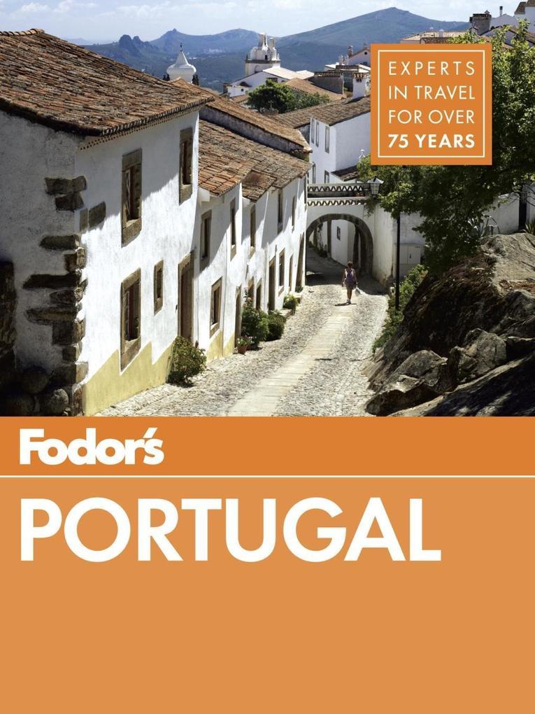 Fodor´s Portugal als eBook Download von Fodor´s...