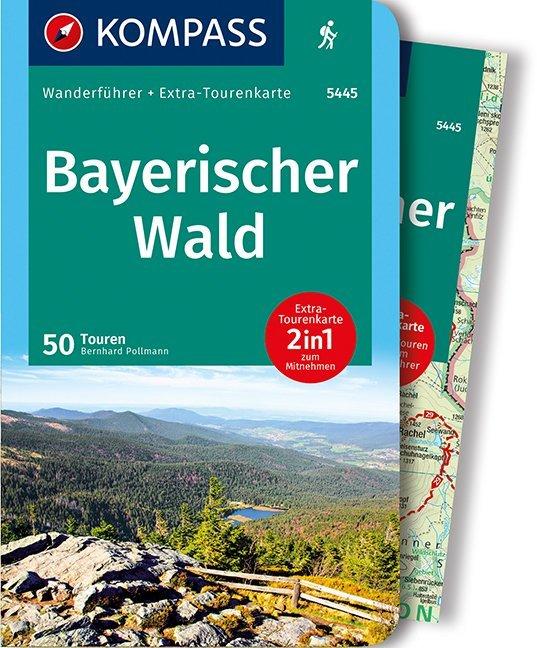 Bayerischer Wald als Buch von Bernhard Pollmann
