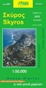 Skyros 1 : 50 000