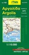 Argolis 1 : 110 000
