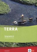 TERRA Geographie für Sachsen - Ausgabe für Oberschulen. Arbeitsheft 8. Schuljahr