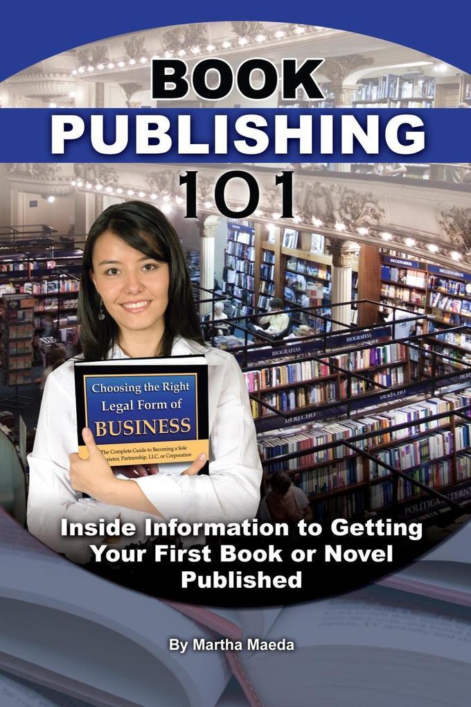 Book Publishing 101 als eBook Download von Mart...