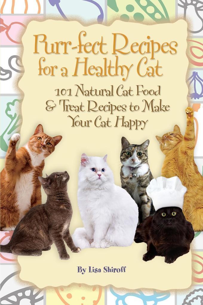 Purr-fect Recipes for a Healthy Cat als eBook D...