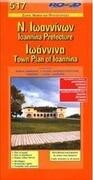 Ioannina 1 : 150 000 + 1 : 6 000