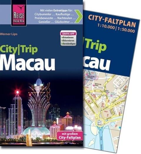 Reise Know-How CityTrip Macau als Buch von Wern...